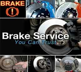 Brake Repair Winnipeg